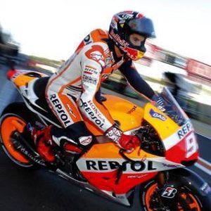 Marquez Tercepat Lagi dan Bikin Rekor Lap
