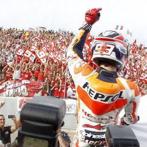 Marquez Bawa Honda Juara Lagi Setelah Stoner di 2011