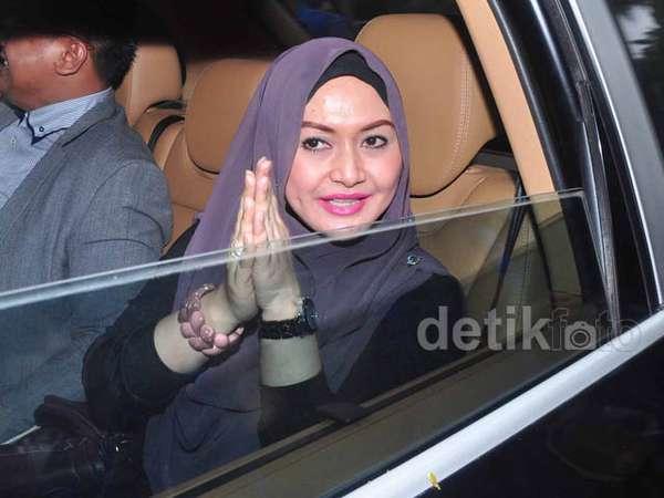 Eddies Adelia Usai Jalani Pemeriksaan di Polda Metro Jaya