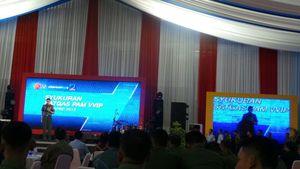 Paspampres Akan Luncurkan Buku Petunjuk Pengamanan KTT APEC