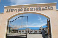 Di dalam gerbang ini, terdapat benteng peninggalan Portugis ratusan tahun silam. Traveler bisa memasukinya tanpa biaya sepeser pun (Sastri/ detikTravel)