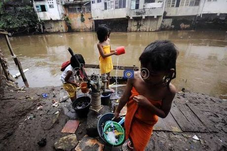 Buruknya Sistem Sanitasi Jakarta: 45 Persen Air Tanah Jakarta Tercemar