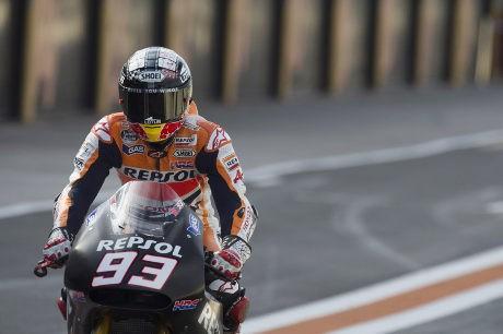Marquez Berjaya di Hari Terakhir