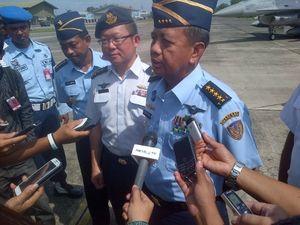 KSAU Tutup Latihan Gabungan TNI AU dan Tentara Singapura