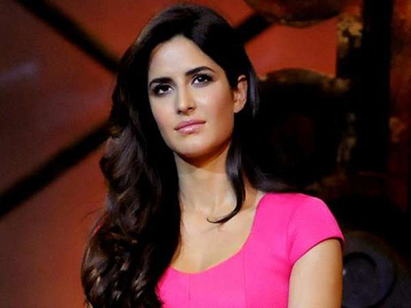 Pretty in Pink Katrina Kaif