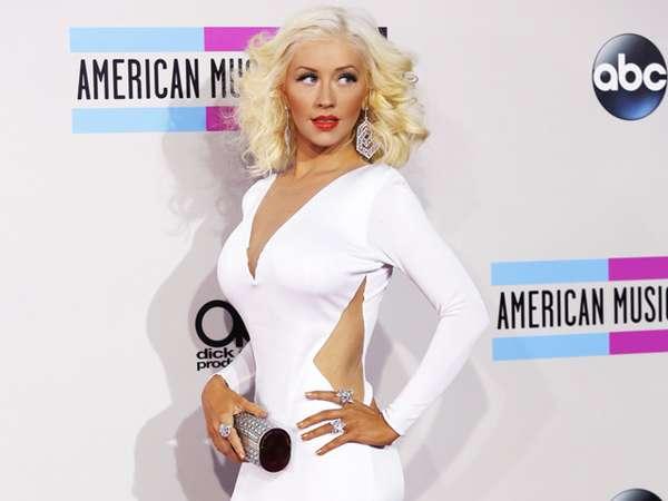 Christina Aguilera Makin Hot