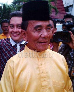 Quick Count Indo Barometer: Jago Golkar Menangi Putaran Kedua Pilgub Riau