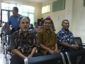 Mantan Rektor Unsoed Jalani Sidang Perdana Terkait Kasus Korupsi