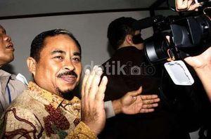 Jaksa: Luthfi Libatkan Ridwan Hakim Atur Pejabat di Kementan