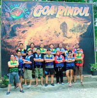 Main Air di Gua Pindul, Seru Banget!