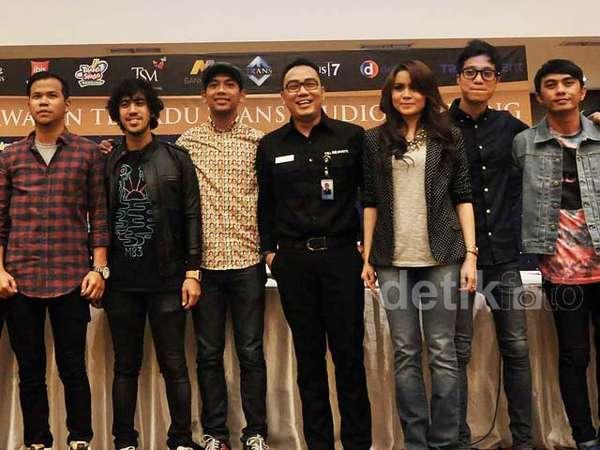Artis-artis yang Akan Meriahkan Tahun Baru di Trans Studio Bandung