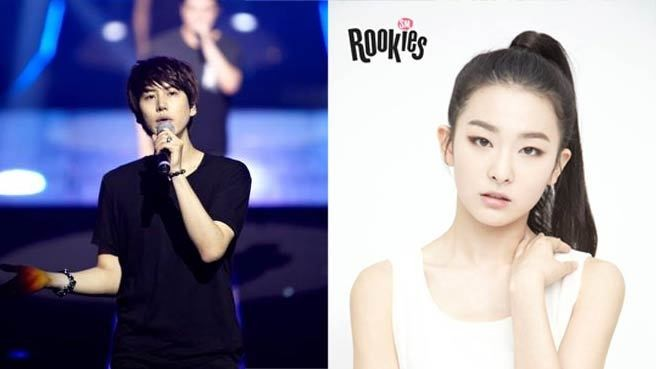 Sedekat Apa Kyuhyun \SuJu\ dan Seulgi \SM ROOKIES\?