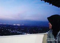 Cantiknya Kerlip Cahaya di Bukit Bintang, Yogyakarta