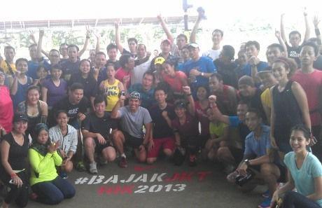 Bajak Jakarta 10K, Saat Stasiun Kereta \Dikuasai\ Para Pelari