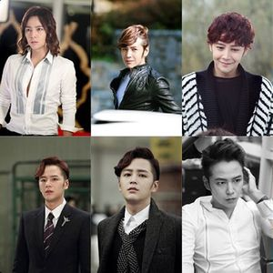 Jang Geun Suk 3 Kali Ganti Gaya Rambut untuk 1 Episode \Pretty Man\