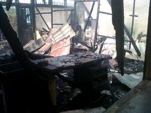 Api di LP Palopo Berhasil Dipadamkan, Polisi Amankan 2 Napi