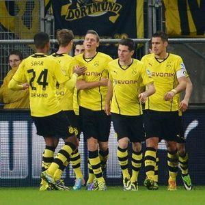 Hadapi Zenit, Dortmund Berharap Pertanda Bagus