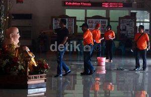 Pengebom Vihara Ekayana Jakarta Ditangkap di Sukabumi