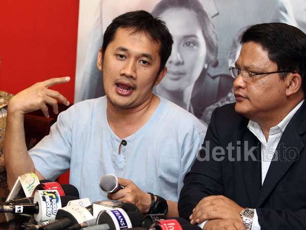 Hanung Bramantyo Klarifikasi Kisruh Film Soekarno