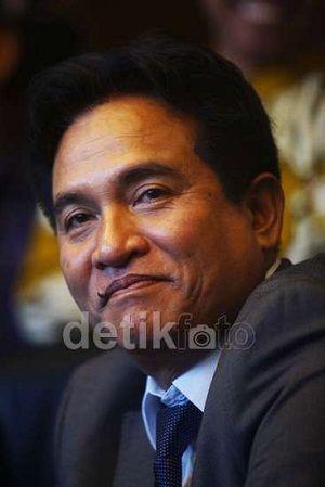 SBY Minta Yusril Analisis Fungsi Kedudukan MPR Saat Ini