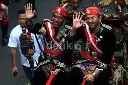 Jokowi: Bang Ahok Juga Duet dengan Bang Rhoma, Lagunya Begadang