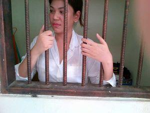 Vanny Rossyane Mantan Kekasih Freddy Budiman Jalani Sidang Narkoba
