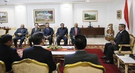 Menlu Se-Melanesia Temui Presiden SBY Bahas Organisasi Papua Barat