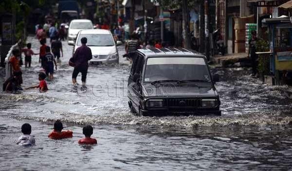 31 Januari, Banjir Rob Diperkirakan Melanda Jakarta