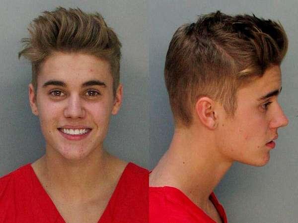 Justin Bieber Ditangkap Polisi