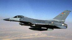 Jet Tempur Yordania Jatuh, Pilot Selamat