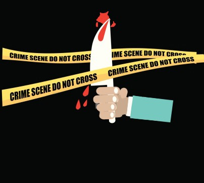 Epi, Pembunuh Anaknya Sendiri Ditahan di Polsek Cikarang