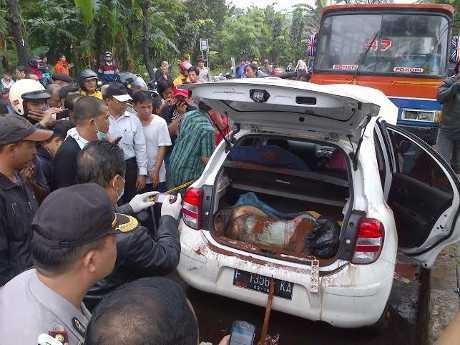 7 Fakta Sadis Pembunuhan Febby Lorita, Mayat di Bagasi Mobil