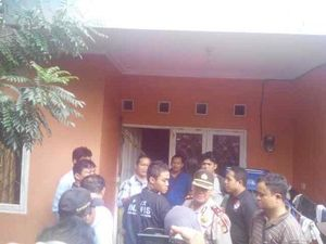 Polisi Temukan Bercak Darah di Ruang Tamu Rumah Eksekusi Feby Lorita