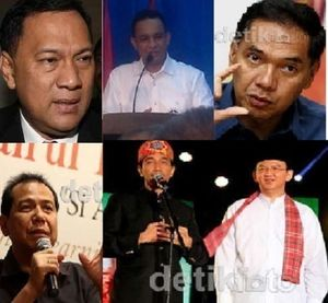 Ketimbang Paksakan Mega-Jokowi, Sebaiknya Pasangkan Jokowi dengan Tokoh Muda