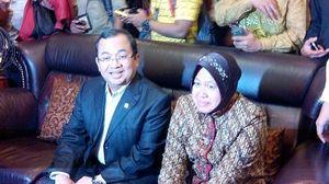 Temui Risma, Priyo Desak Mendagri Kaji Ulang Pemilihan Wawali Surabaya