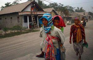 78.256 Orang Pengungsi Kelud Sudah Kembali ke Rumah