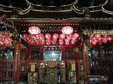 Lampion Cantik Masih Menghiasi Kota Solo
