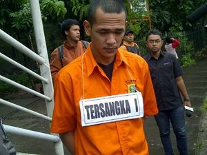 Polisi Gelar Rekonstruksi Kasus Pembunuhan Feby Lorita