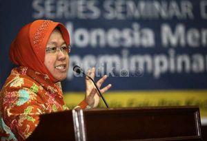 Seknas Jokowi: Risma Jangan Mundur!