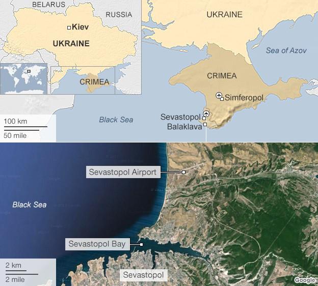 Apa yang Membedakan Crimea dengan Kota di Negara Ukraina Lainnya?