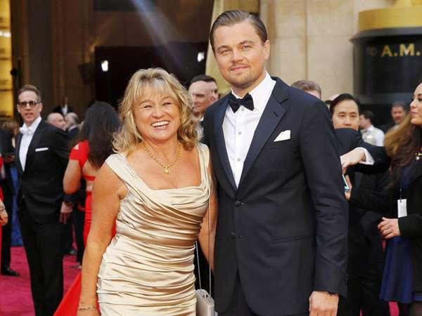 Leonardo DiCaprio Ajak Ibu Tercinta di Oscar 2014