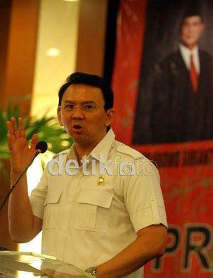 Gerindra: Jokowi Jadi Capres, Ahok Juga Bisa Jadi Cawapres Prabowo