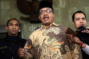 Kasus Korupsi Dermaga Sabang, KPK Kembali Periksa MenPAN RB Azwar Abubakar