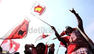 PDIP Deklarasi Jokowi Sebelum Pileg, Gerindra: Kita Lihat Dulu