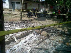 Kios yang Dijadikan Posko Partai Nasdem di Aceh Utara Dibakar OTK