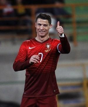 Lewati Pauleta, Ronaldo Pencetak Gol Terbanyak Portugal