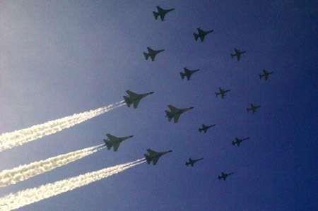 AS Kirim 6 Jet Tempur ke Semenanjung Baltik Pantau Kondisi Ukraina