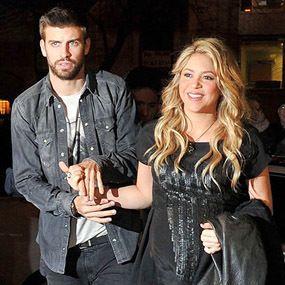 Gerard Pique Larang Shakira Mesra dengan Pria di Video Klip