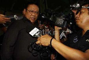 Menko Kesra Agung Laksono Akan Ajukan Cuti Seminggu untuk Kampanye Golkar