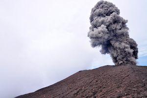 Beredar Broadcast Gunung Slamet Segera Meletus, Warga Banyumas Panik